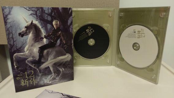 99%新 周杰倫 12新作 CD+DVD