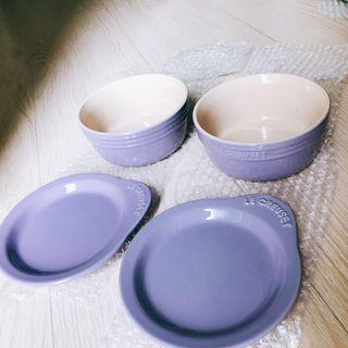 Le Creuset 早餐碗X2(Lavander)