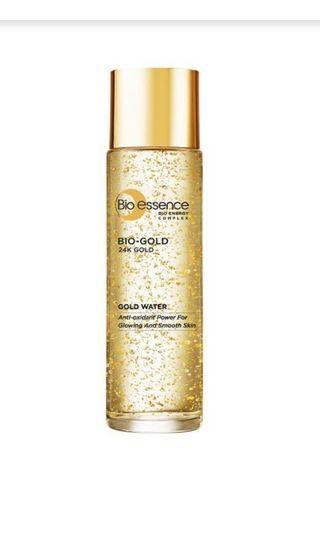 BNIB Bio essence Bio Gold Gold Water (20ml)