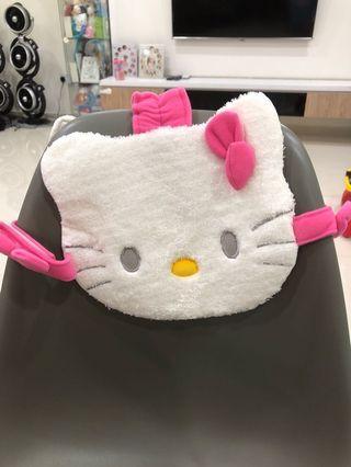 Hello Kitty car seat full set $48