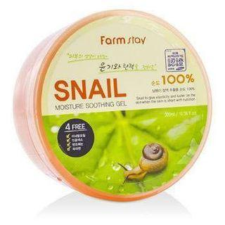 🚚 [BN] Farm Stay Snail Moisture Soothing Gel (100%) 300ml