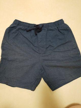 Mens navy shorts
