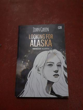Novel Looking for Alaska John Green