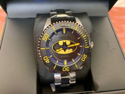 🚚 英威塔 DC英雄 蝙蝠俠 機械錶