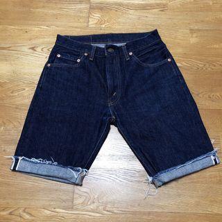 LVC levi's vintage clothing 復古 畫家 短褲 牛仔 短 褲 夏天 輕磅數 單寧 丹寧