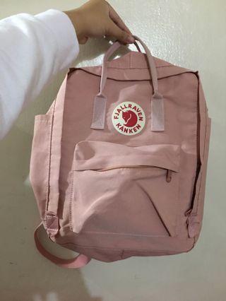11bdea123d4de Fjallraven Kanken Backpack (Pink)