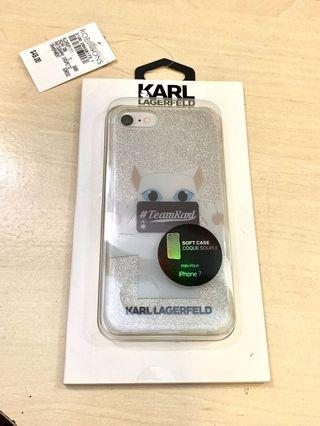 Karl Lagerfeld Iphone 7 Casing
