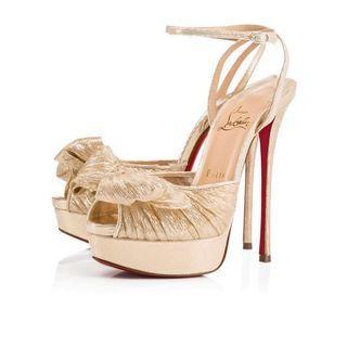 Christian Louboutin Artydiva Platform Ankle Strap Sandals