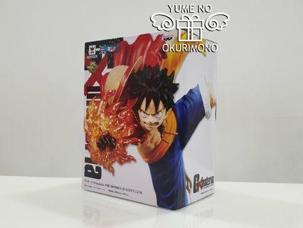 One Piece - G x Materia - Monkey D Luffy