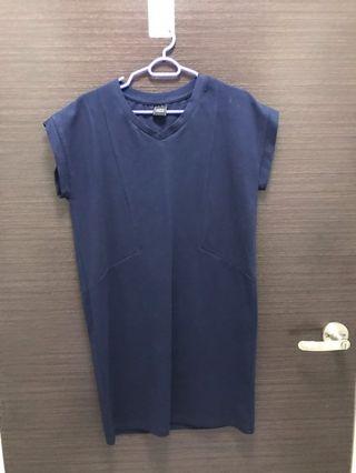 Iora blue dress