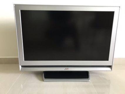 Pre-loved JVC LCD TV  32 inch
