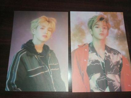 🚚 [WTS] EMPATHY 2018 POSTCARDS