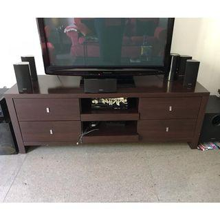 TV Console (Walnut)