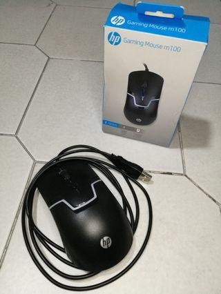 🚚 HP Gaming Mouse m100