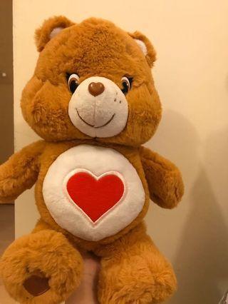 Care Bears Tenderheart Bear 愛心熊 彩虹熊
