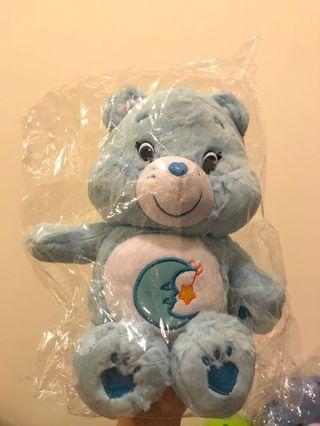 可議 Care Bears Bedtime bear 愛心熊 彩虹熊