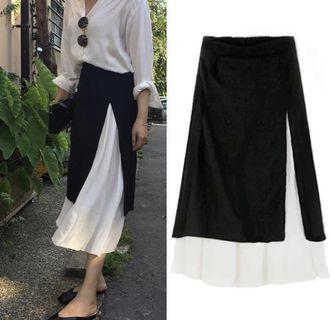 (Looking for) Midi double layer skirt