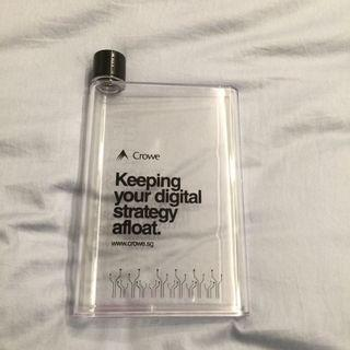 water bottle :)