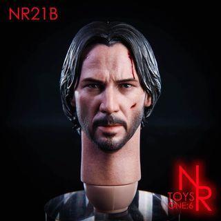 [PO] NRTOYS NR21B 1/6 Killing God 2.0 War Damage Headsculpt