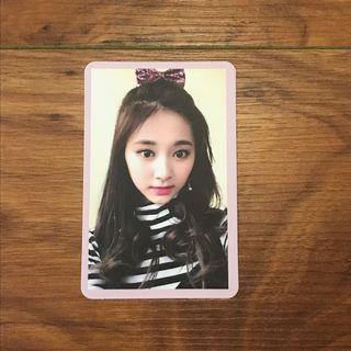 [WTS] Twice Tzuyu Lane 2 pink ver photocard