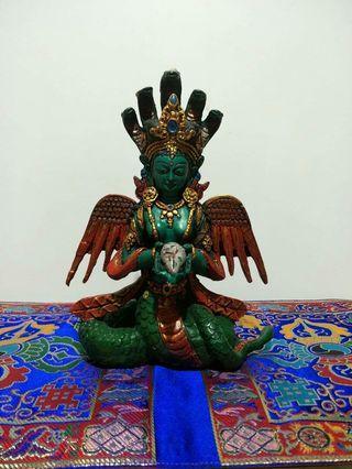 Tibetan Naga King