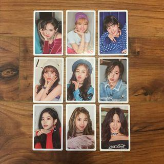 [WTS] Twice What is love preorder photocard