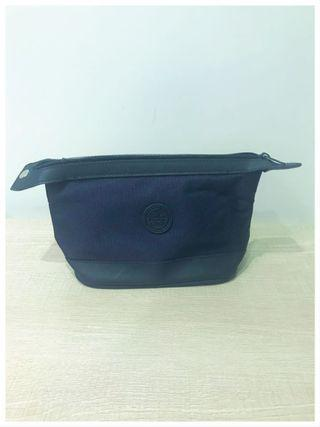 Cathay Pacific x Caswell-Massey cosmetic bag 化妝袋