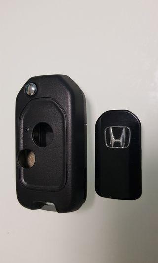 Honda Stream Civic Accord Flip key case