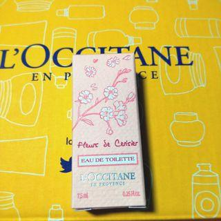 L'Occitane cherry blossom EDT 7.5 ml
