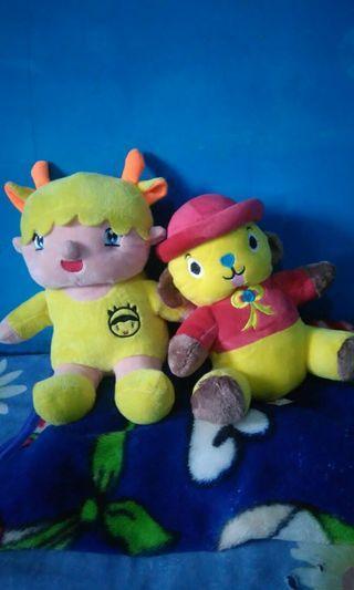 Boneka mainan anak