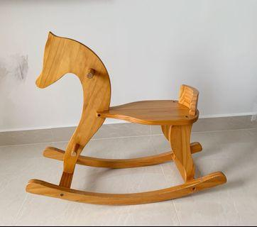 wts Rocking Horse