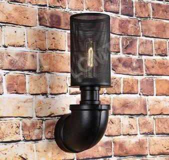 LOMT Industrial Vintage Wall Light