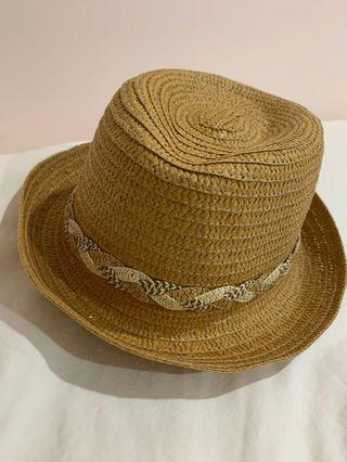 Straw pip Hat