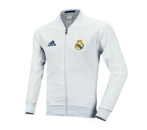 Jaket Adidas Real Madrid Home Anthem