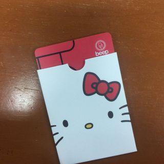 Hello kitty beepcard