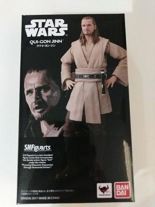SHF Figuarts S.H.Figuarts Qui-Gon Jinn Star Wars