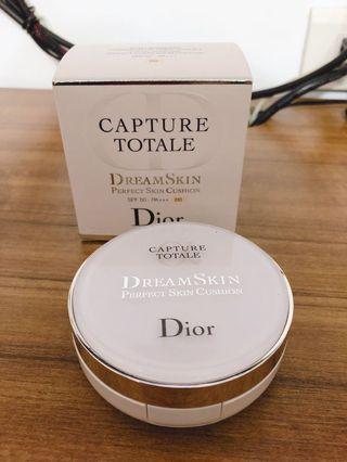 🚚 Dior夢幻美肌氣墊粉餅補充包