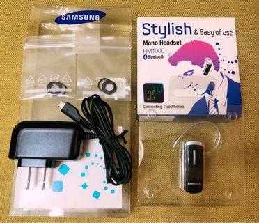 Samsung 藍牙耳機  HM1000