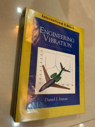 🚚 Engineering Vibration- Second Edition