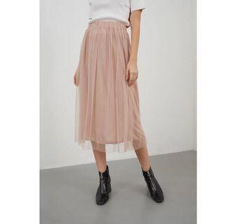 Lenita tutu skirt cream