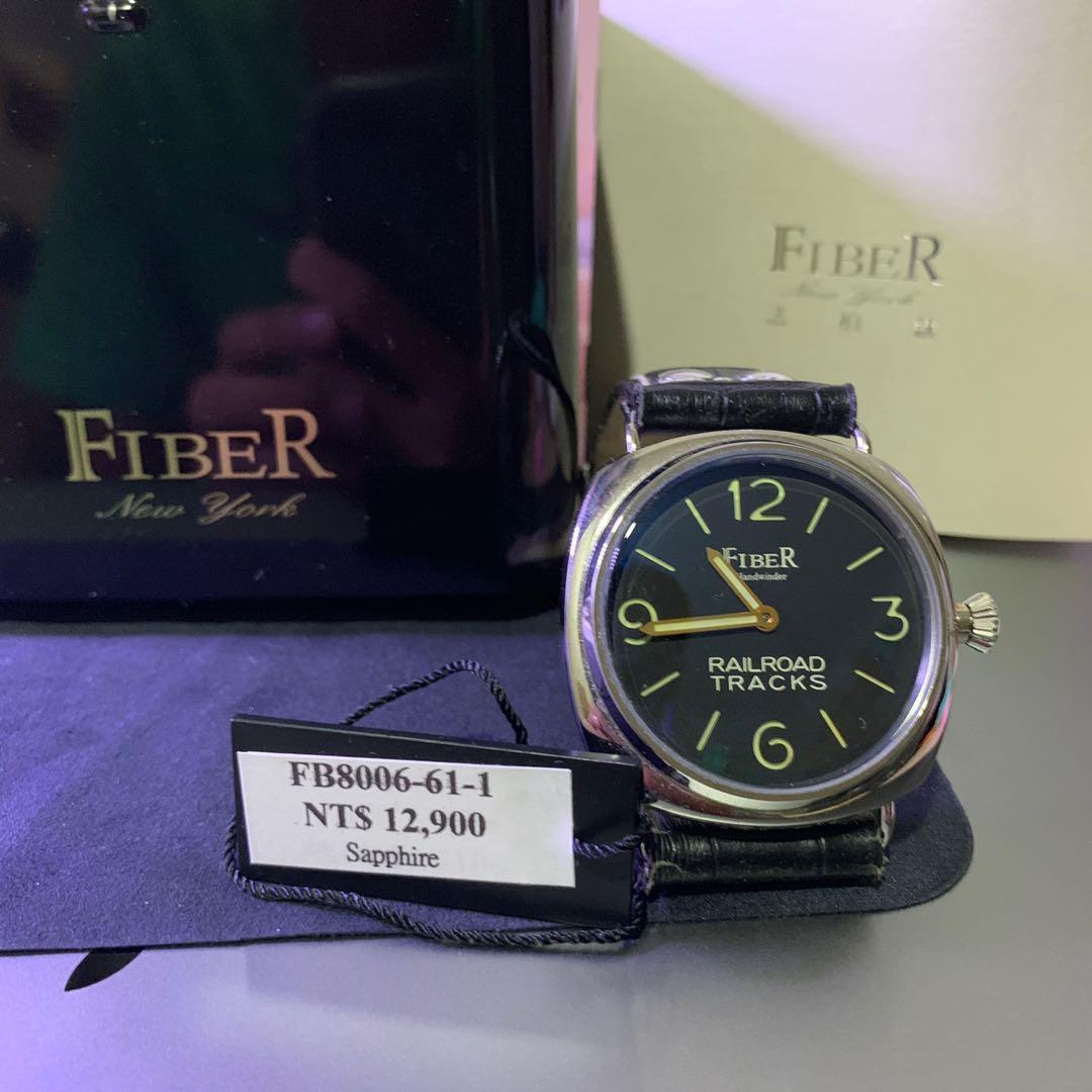 法柏錶 FIBER  似沛納海