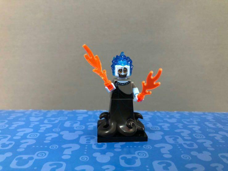 包郵 Lego Minifigures Disney Hades #13