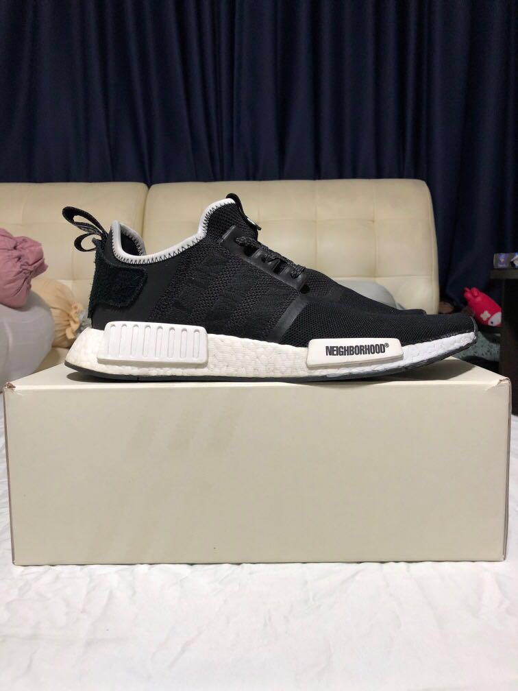 best website cb69f 447b7 Adidas NMD R1 Neighbourhood x Invincible