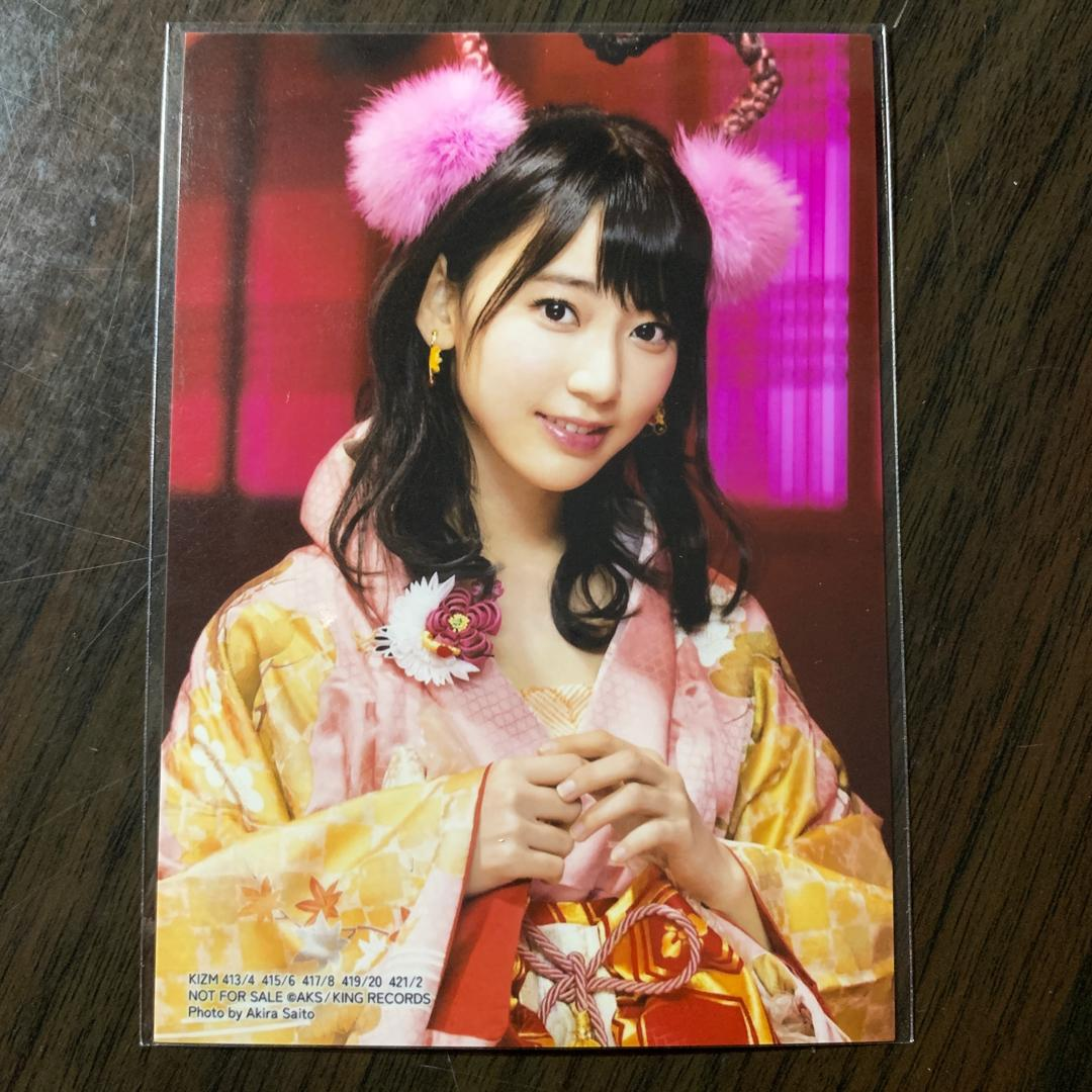 AKB48 HKT48 IZONE IZ*ONE 宮脇咲良 43rd 君はメロディー 通常盤封入特典 內封生寫真 乃木坂AKB 坂道AKB