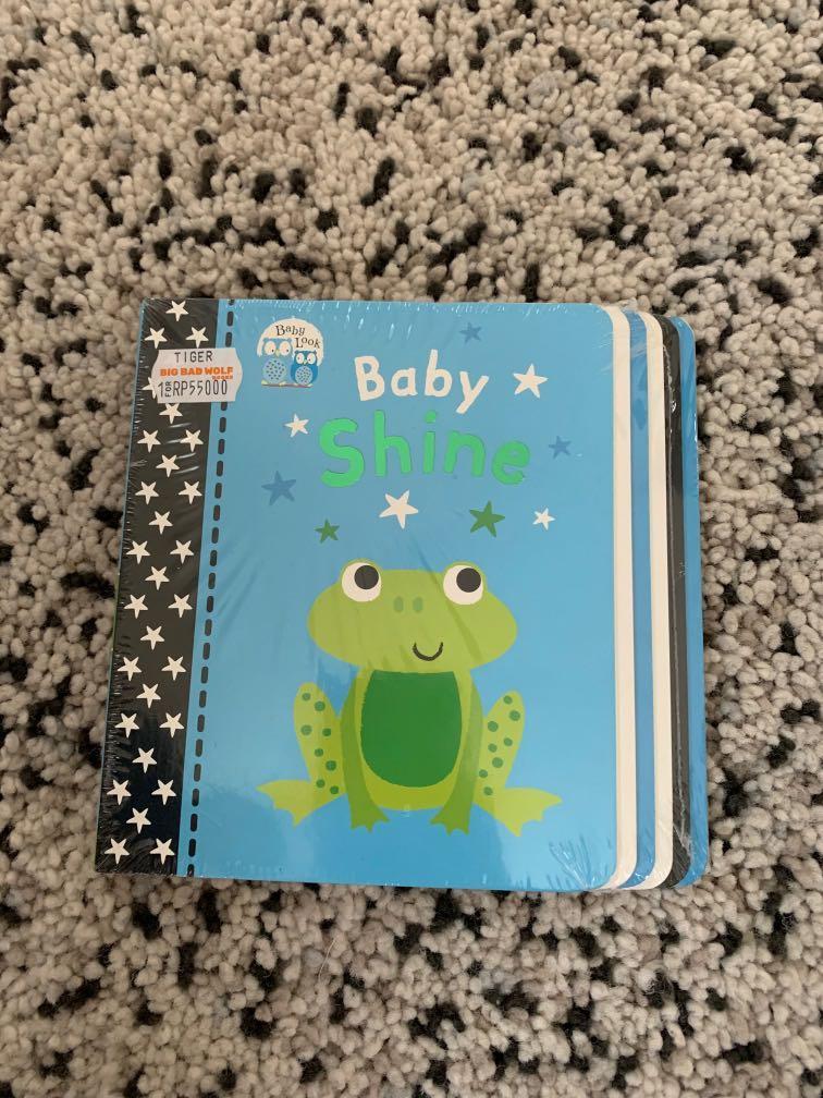 Baby Book - baby shine