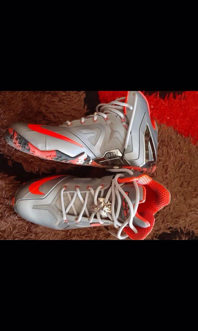 #Bapau Nike le bron elite 2