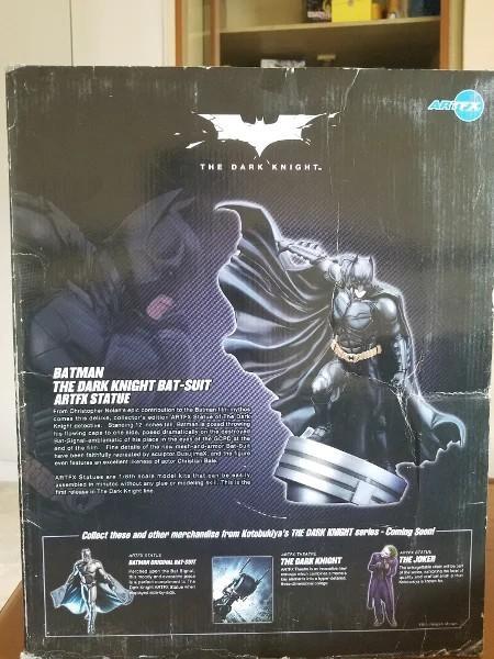 Batman The Dark Knight Art FX Statue