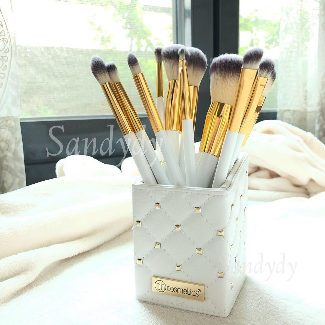 美國BH Cosmetics附盒刷具組12支