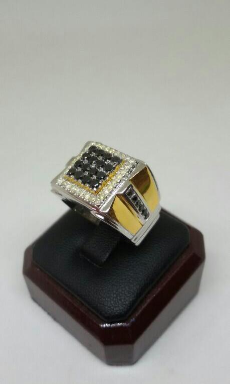 Black Diamonds + White Diamonds Men
