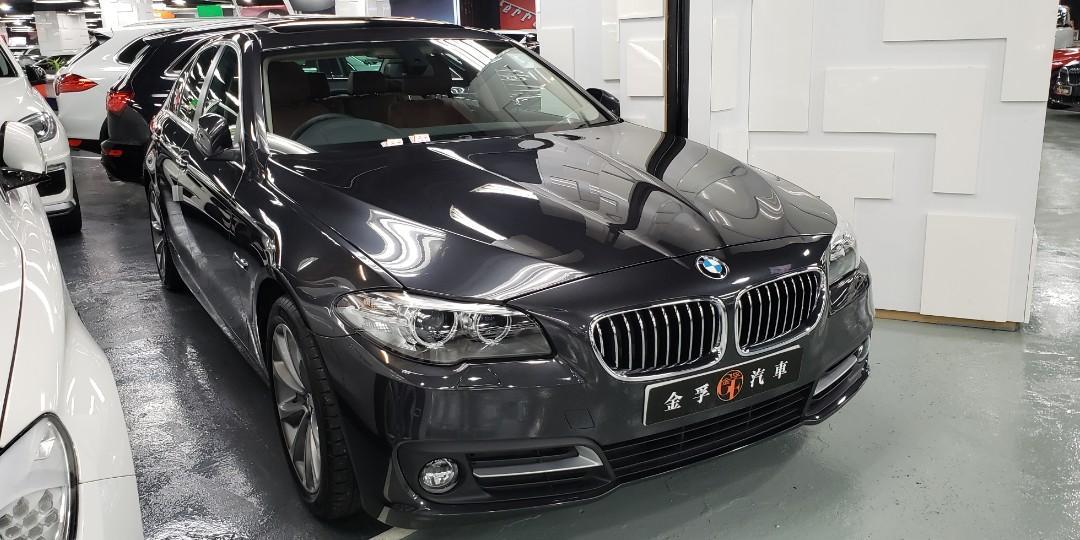 2015 BMW 520IA (1997cc)